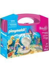 Playmobil Valigetta Grande Sirene 9324