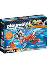 Playmobil Spyteam Ala Sottomarina 70004