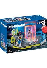 Playmobil Superset Galáxia 70009