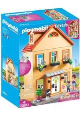 Playmobil La mia Casa di Città 70014