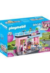 Playmobil Minha Cafetaria 70015