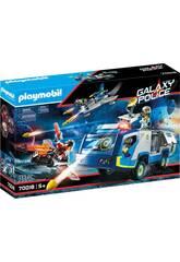 Playmobil Policía Galactica Camión 70018