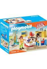 Playmobil Starter Pack Consulta de Pediatria 70034