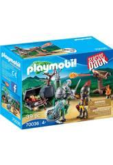 Playmobil Starter Pack BatalHa do Tesouro 70036
