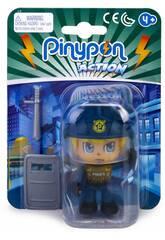Pinypon Action Polizia Figura Squad Swat Famosa 700015589