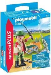 Playmobil Pescatore 70063