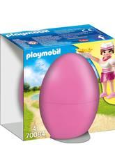 Playmobil Empregada de Mesa com Mostrador 70084