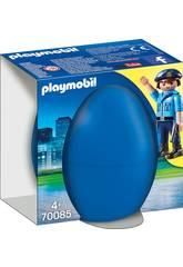 Playmobil Policía con Perro 70085