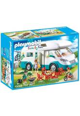 Playmobil Carovana d'Estate 70088