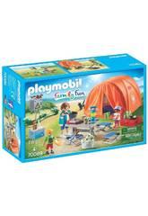 Playmobil Tente 70089