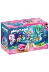 Playmobil Sala de Beleza com Jóia Playmobil 70096