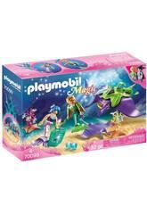 Playmobil Coleccionadores de Pérolas com Manta de Raia Playmobil 70099