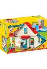 Playmobil 1,2,3 Casa Playmobil 70129