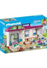 Playmobil Clínica Veterinaria Maletín 70146