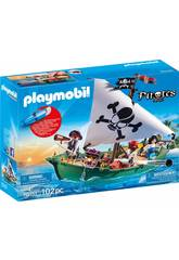 Playmobil Piratenschiff mit Motor 70151