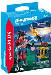 Playmobil Guerrero 70158