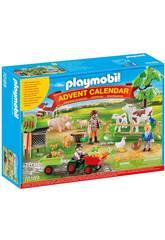 Playmobil Calendário de Advento Quinta 70189