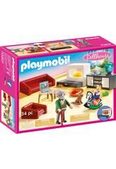 Playmobil Salón 70207