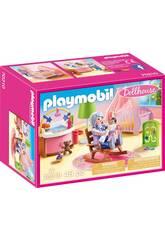 Playmobil Habitación del Bebé 70210