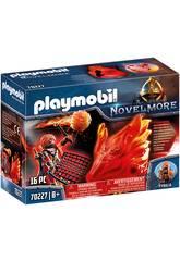 Playmobil Novelmore Feuergeist Banditesn von Burnham Playmobil 70227