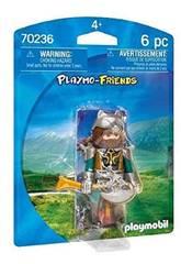 Playmobil Novelmore Guerrero Lobo Playmobil 70236