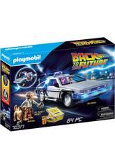Playmobil Regreso al Futuro DeLorean 70317