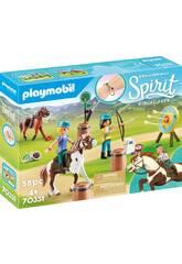 Playmobil Spirit Aventura ao Ar Livre 70331
