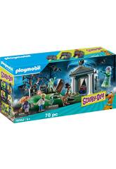 Playmobil Scooby-Doo Avventura nel Cimitero 70362