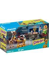 Playmobil Scooby-Doo Jantar com Shaggy 70363