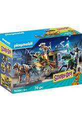 Playmobil Scooby-Doo Aventure dans l'Ouest sauvage 70364