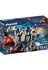Playmobil Novelmore Tour d'attaque mobile des chevaliers Novelmore 70391