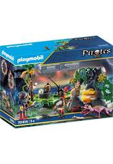 Playmobil Cachette Pirate Playmobil 70414