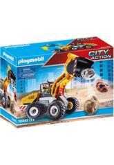 Playmobil Cargadora Frontal 70445
