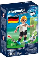 Playmobil Calciatore Germania 70479