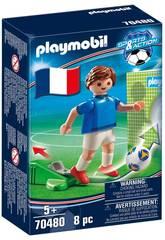 Playmobil Jogador de Futebol França 70480
