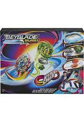 Beyblade Estadio Hypersphere Caída Vertical Hasbro E7609