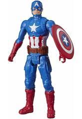 Avengers Titan Hero Captain America Hasbro E7877