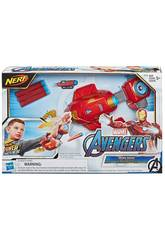 Avengers Nerf Power Moves Rayo Repulsor Iron Man Hasbro E7376