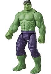 Avengers Figura Titã Deluxe Hulk Hasbro E7475