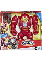 Figura Mega Mighties Marvel Avengers Hulkbuster Hasbro E6668