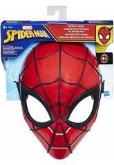 Spiderman Máscara Electrónica Hasbro E0619