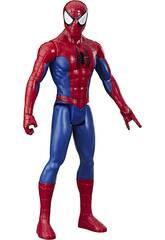 Spiderman Figurine Titan Hero Hasbro E7333