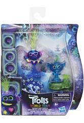 Trolls Figura City Techno Reef Bobble Hasbro E8419