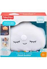 Fisher Price Nube Brilla y Duerme Mattel GJD44