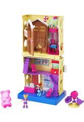 Polly Pocket Pollyville Negozio di Caramelle Mattel GKL57