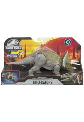 Jurassic World Dinosons Tricératops Mattel GJN65