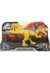 Jurassic World Dinosonidos Crylophosaurus Mattel GJN66