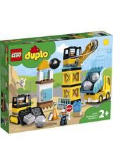 Lego Duplo Démolition avec Boulet de Démolition 10932