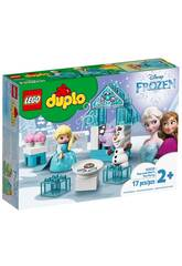 Lego Duplo Frozen Tee Party von Elsa und Olaf 10920