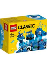 Lego Classic Blaue Kreative Blöcke 11006